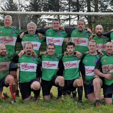 El Navia Rugby Club celebró su V Triangular de Año Nuevo