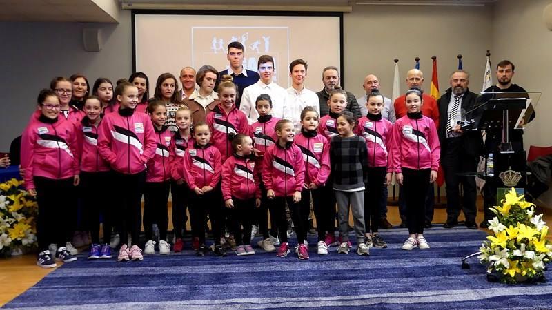 Navia celebró su XI Gala del Deporte