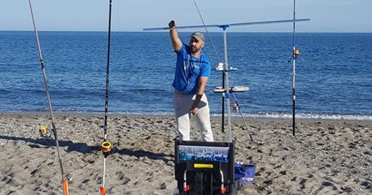 Curso de Iniciación y Tecnificación de Pesca Surfcasting en Tapia de Casariego