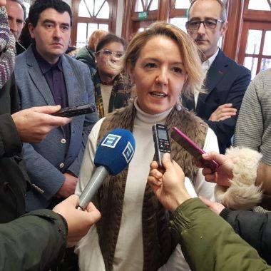"""Mallada: """"A partir de hoy no es creíble el discurso de la austeridad en el gasto público de PSOE, IU, Foro y Vox"""""""