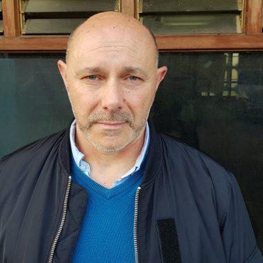 Francisco Javier Vinjoy, candidato del Psoe a la alcaldía de Castropol