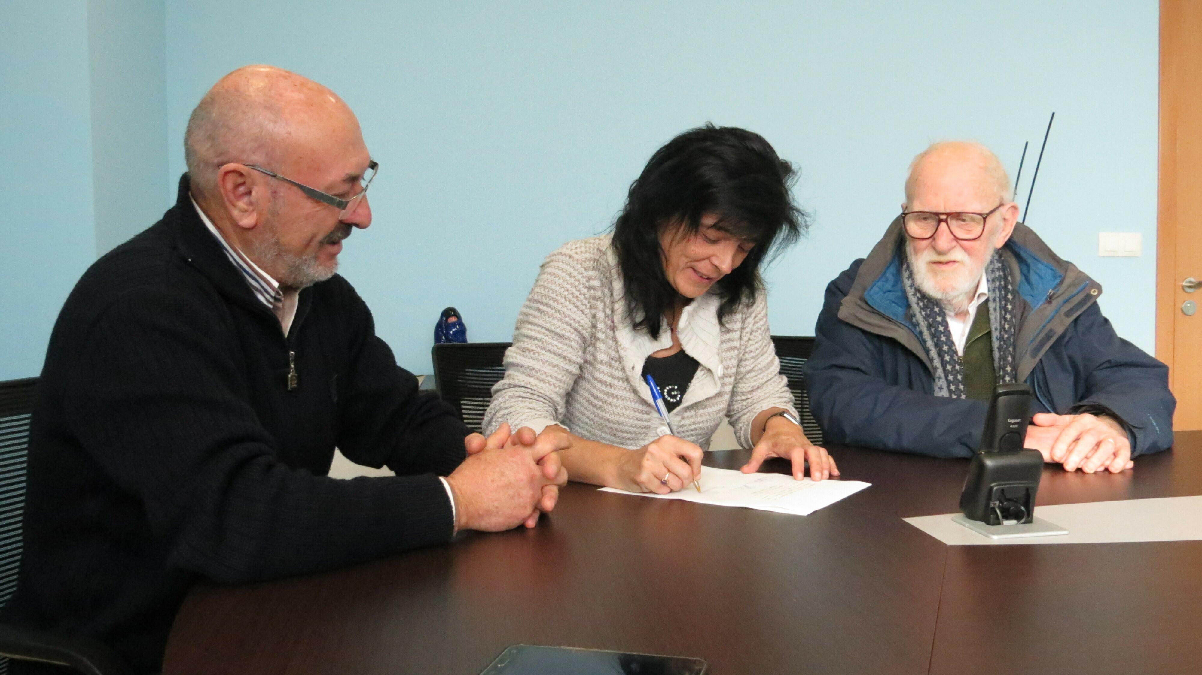 Los candidatos de Ribadeo Nos Une no cobrarán salario del ayuntamiento si acceden al gobierno municipal