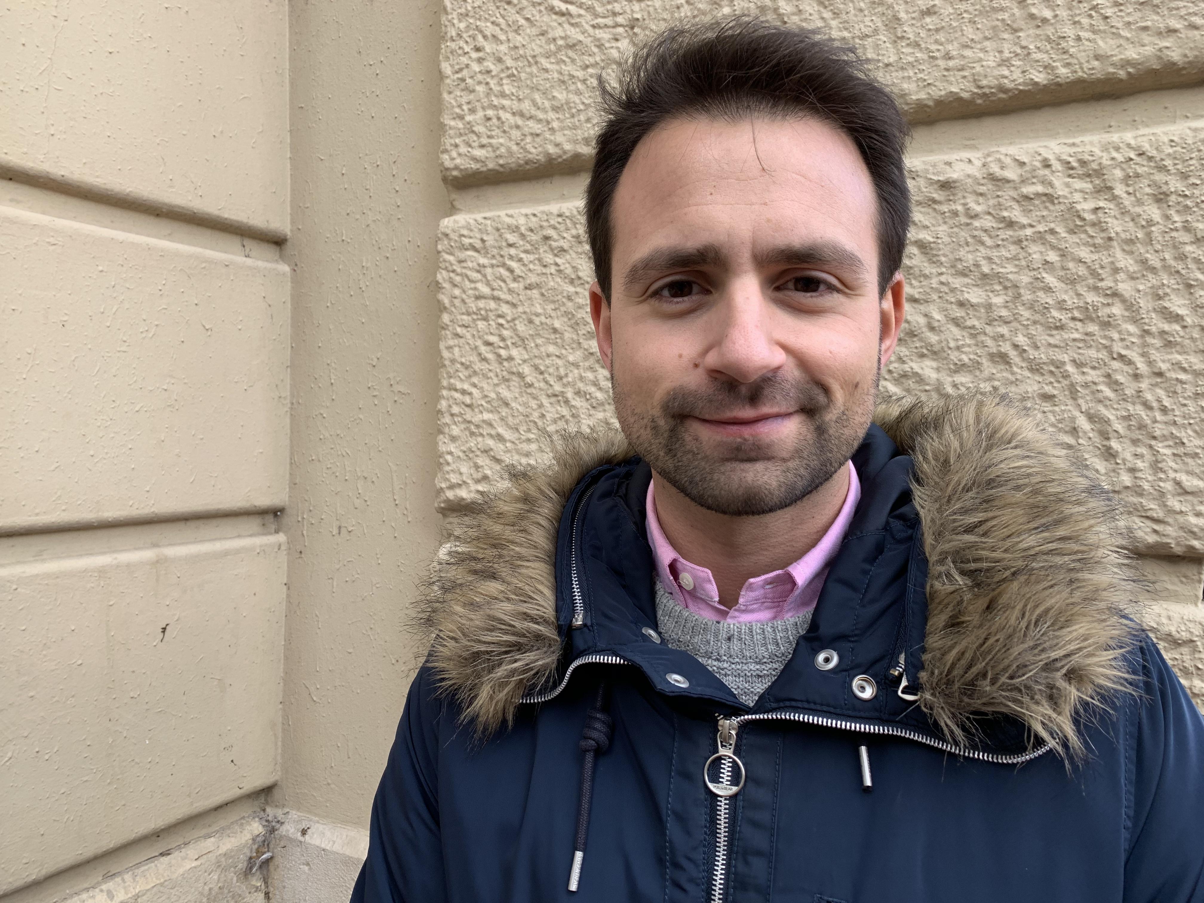 """Álvaro Queipo (Secretario General PP Asturias): """"El PP tiene una tarea pendiente con Oscos o en Taramundi, que tenemos que reforzar"""""""