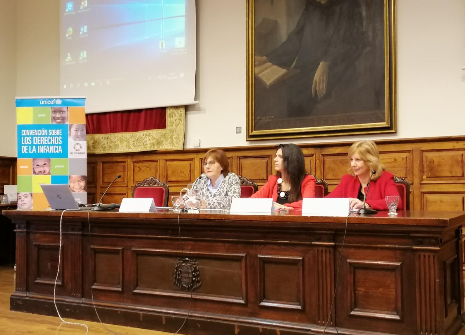 Oviedo acoge la VI Jornada Universitaria sobre los Derechos de la Infancia
