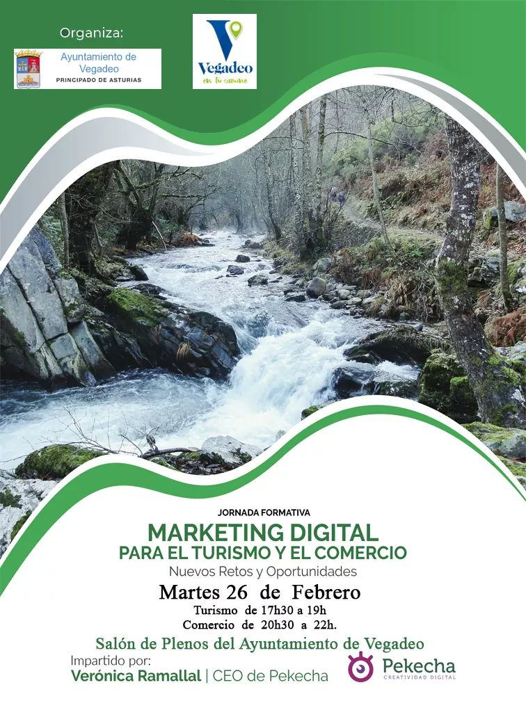 Xornada de Marketing Digital na Veiga
