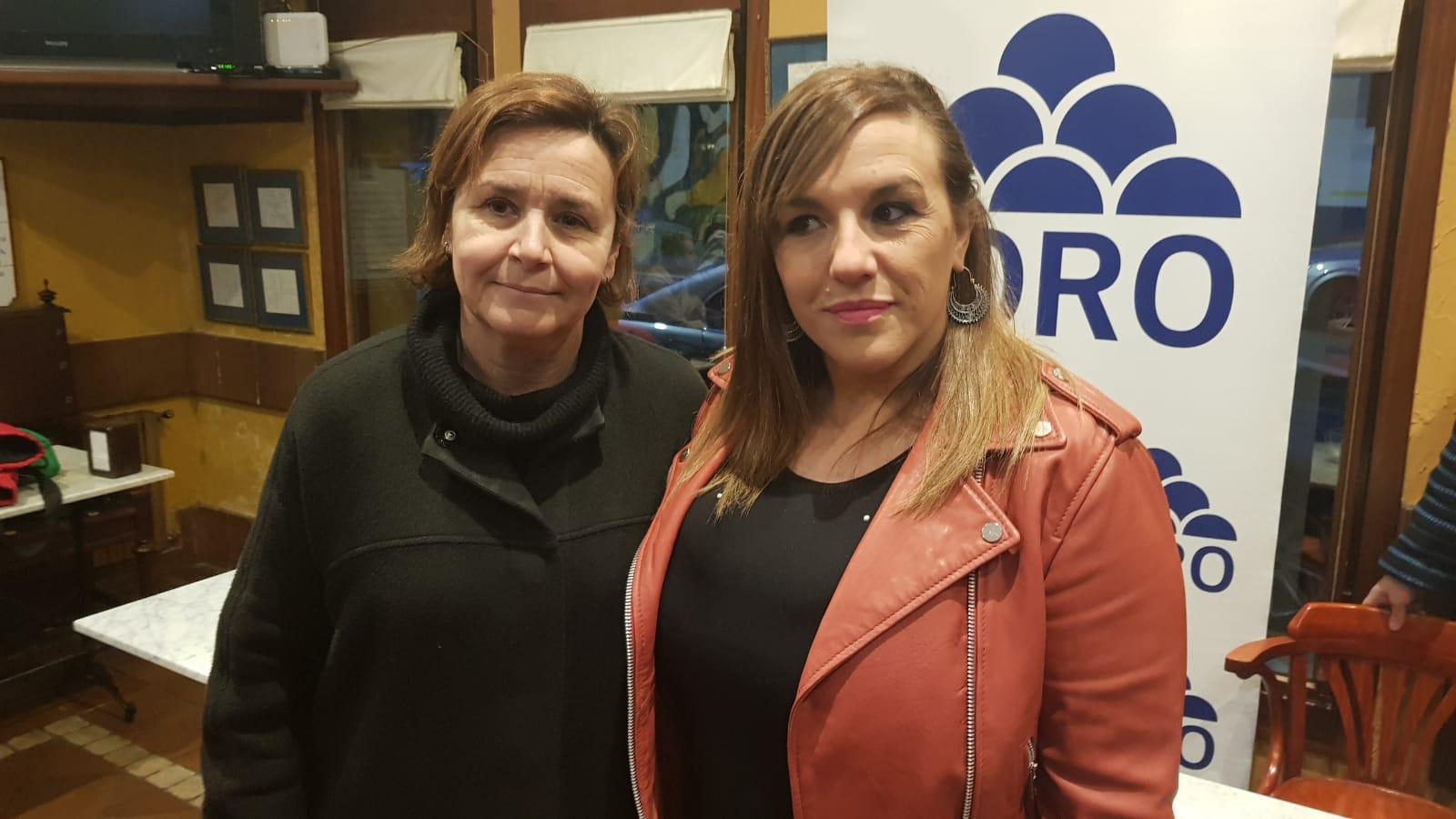 """Carmen Rodríguez (Foro Asturias Valdés): """"el gobierno debe dar solución inmediata a la falta de asistencia sanitaria y a la escasez de personal en el Hospital de Jarrio"""""""