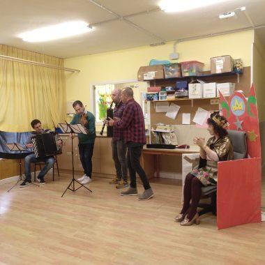 El Conservatorio de Música de Occidente deleita a l@s más pequeñ@s