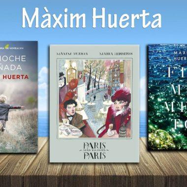 Màxim Huerta participará en la próxima Feria del Libro de Navia