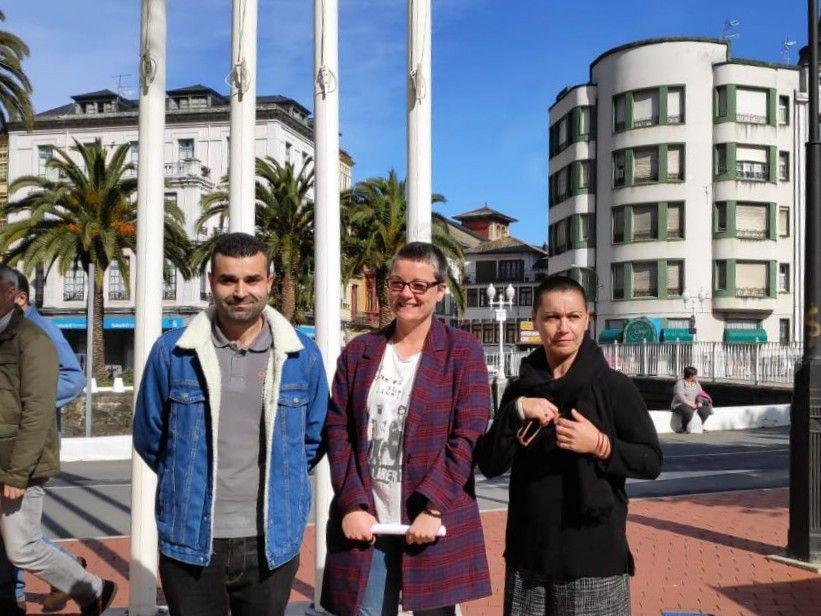 IU, Equo y Podemos de Valdés trabajan para confeccionar una candidatura conjunta a la Alcaldía