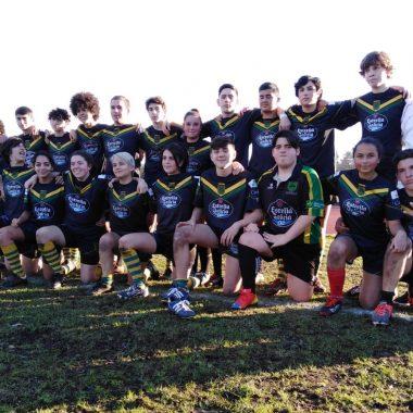El BeOne Sub-16 gana con claridad su partido contra Os Ingleses de Villagarcía