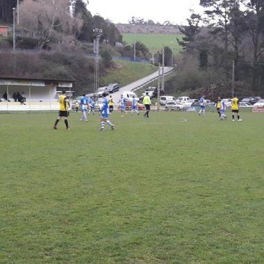 El Treviense gana 2-5 en Vegadeo y se coloca tercero