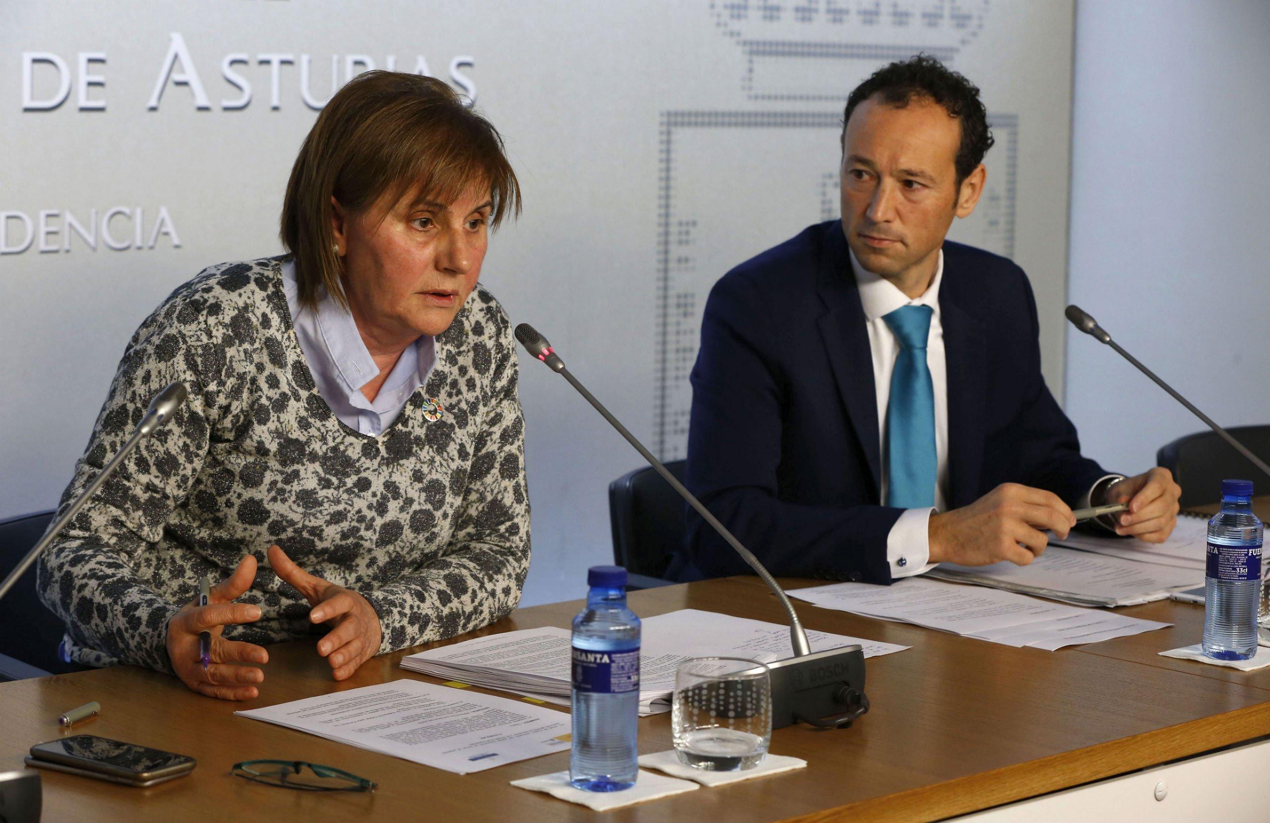 El Gobierno de Asturias y el Imserso impulsarán el centro para discapacidades neurológicas de Langreo