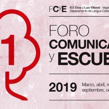 Comienza el XI Foro Comunicación y Escuela del IES de Vegadeo