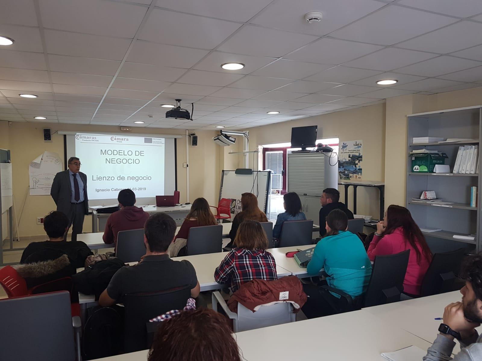 Concluye el programa Joven Emprende de la Antena Cameral de Luarca