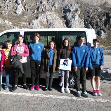 Seis palistas del Club Albiones, al Nacional de Jóvenes Promesas de Piragüismo