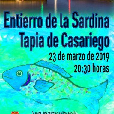 Tapia despide el Carnaval