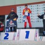 Buen Debut de Mario Gorgojo en el Mundial de Aguas Gélidas