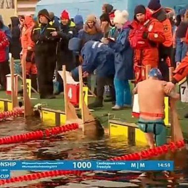 Mario Gorgojo, regresó del Mundial de Aguas Gélidas con una plata y un 5º y un 6º puesto en su categoría
