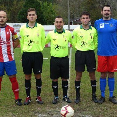 Últimos Días de Inscripción para el Curso Gratuito de Árbitros de Fútbol de la Federación Asturiana