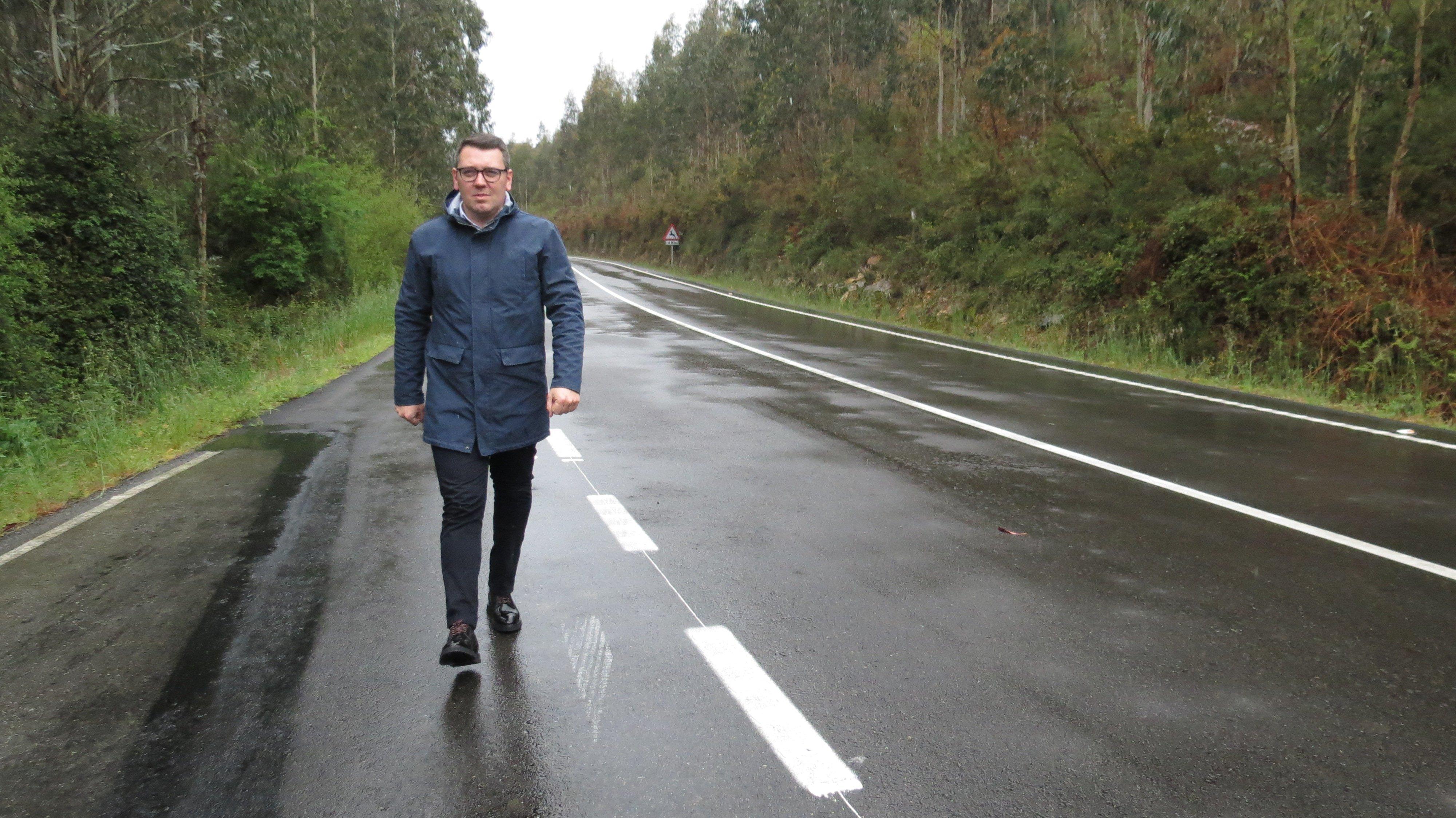 El PP de Ribadeo promete un plan de arreglo de carreteras en la zona rural