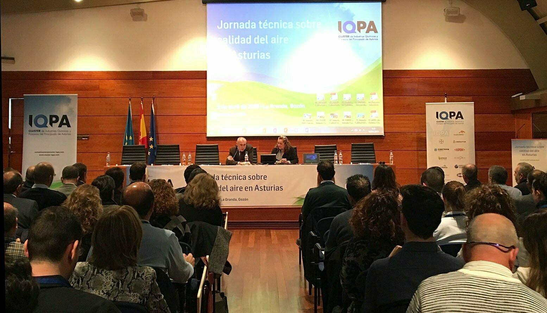 """Fernández Fano (viceconsejero de Medio Ambiente): """"si comparamos nuestros niveles de calidad del aire con las comunidades autónomas del entorno, Asturias está en condiciones similares"""""""