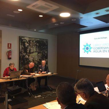 Foro de debate sobre el Libro Verde de la Gobernanza del Agua en España