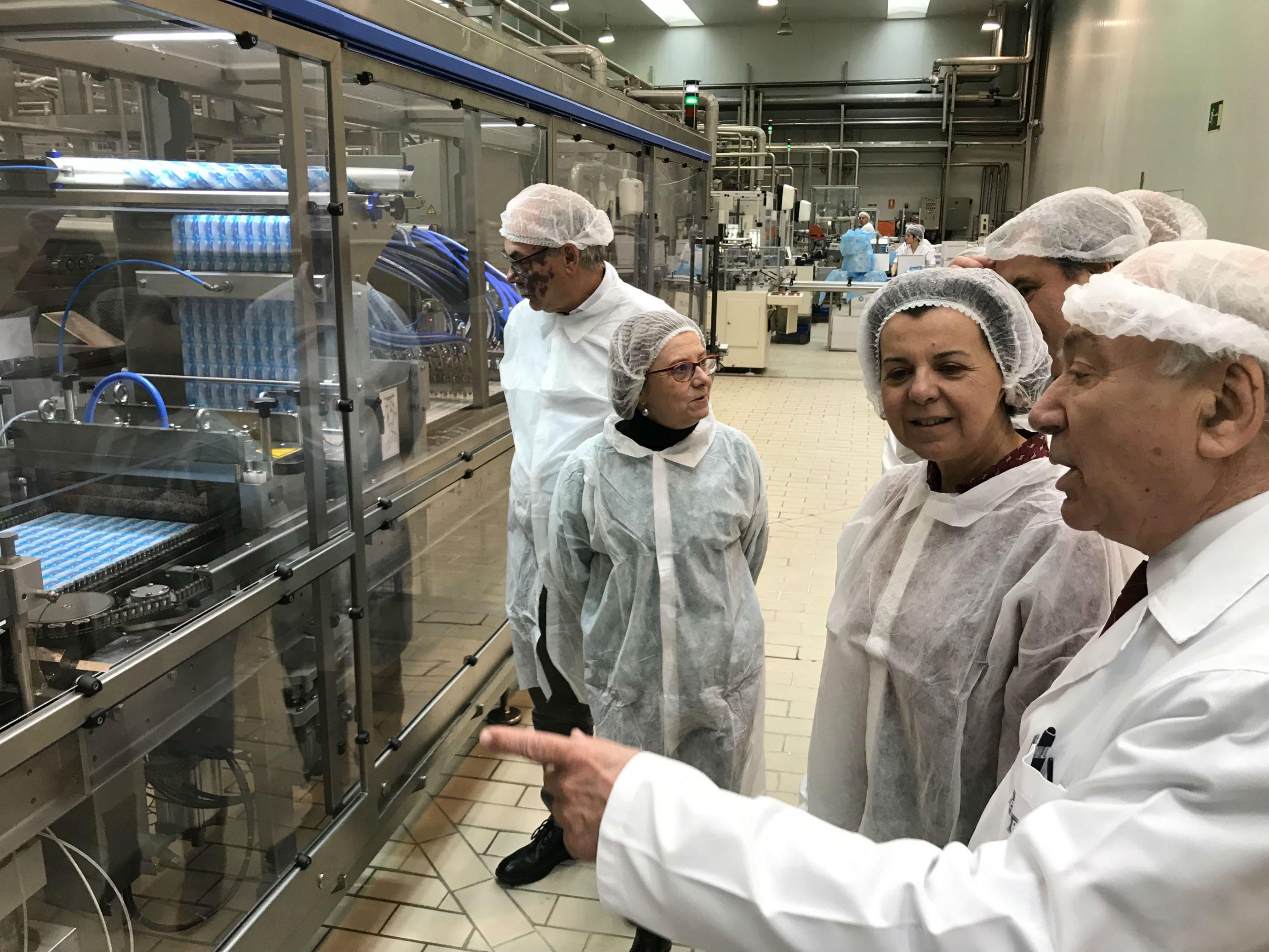 """Reny Picot  """"produce y transforma leche en Asturias y compite en un mercado global"""""""