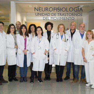 El HUCA amplía las técnicas de cirugía para el tratamiento de los pacientes con párkinson y otros trastornos del movimiento