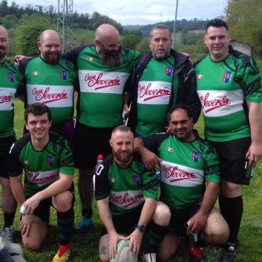 El Navia Rugby Club participó en el XXVI Torneo Seven Villa de Grado que contó con 72 equipos