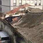 El gobierno de Tapia concede 10 días a la propiedad de la discoteca local, para que presente un plan de demolición