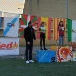 Julia Pérez Magdalena (Castropol Deporte), 2ª Open Amarillo Sprint en el Campeonato de España de Orientación