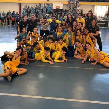 Asturias logra la Permanencia en Categoria Especial, en el Nacional de Minibasket