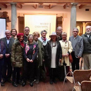 Celia Castro presenta su libro en el Museo Jovellanos de Gijón