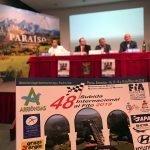 Presentación de la 48 Subida Internacional al Fito que se celebra durante el fin de Semana en el Concejo de Parres