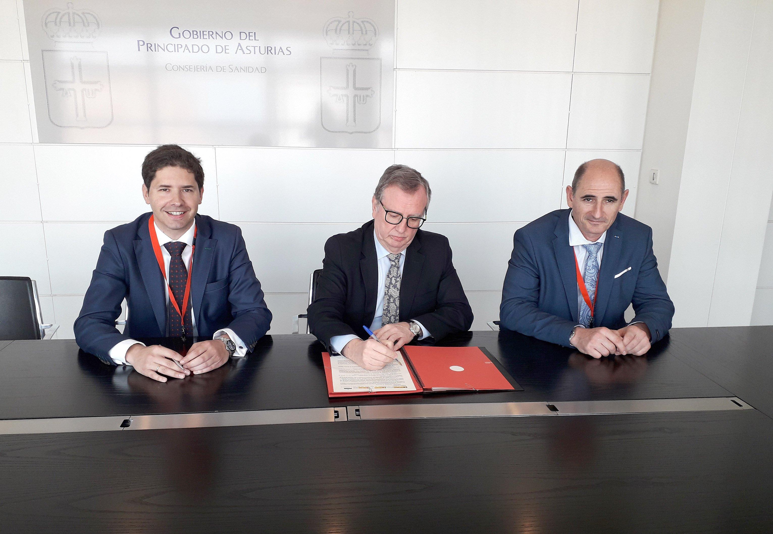 MUFACE acuerda con Asturias la integración de los funcionarios en la receta electrónica pública