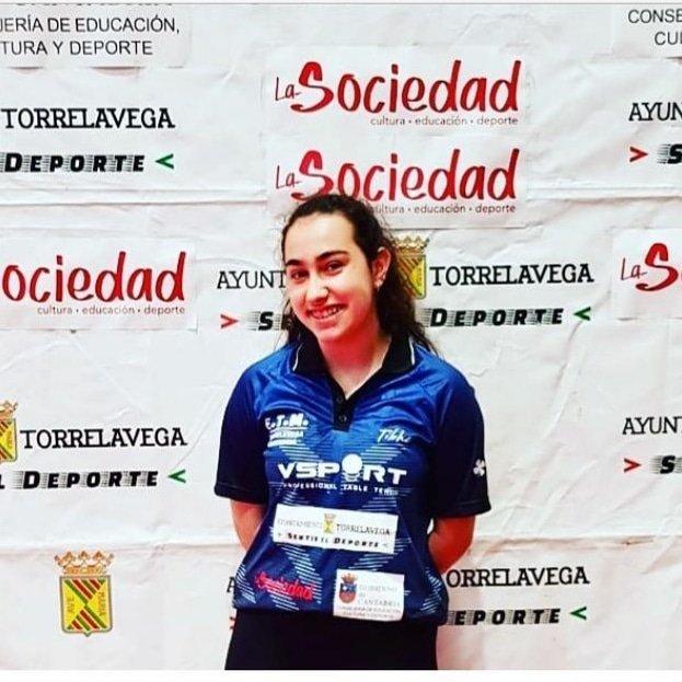 Itziar Dopico, jugará con la ETM Torrelavega la Liga de División de Honor Femenina