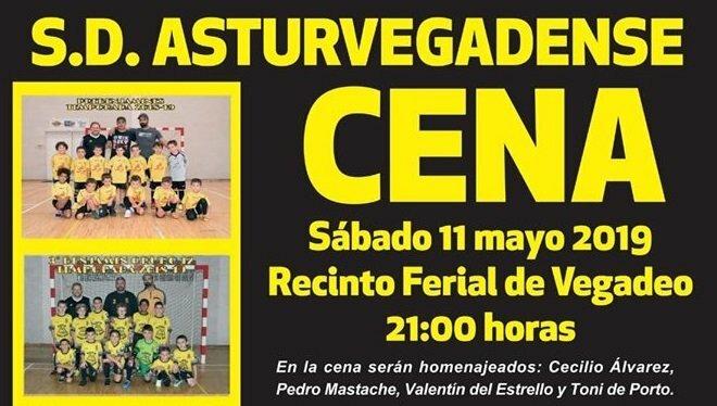 El Astur-Vegadense homenajeará a sus Socios de Mayor Edad en la Cena del próximo sábado