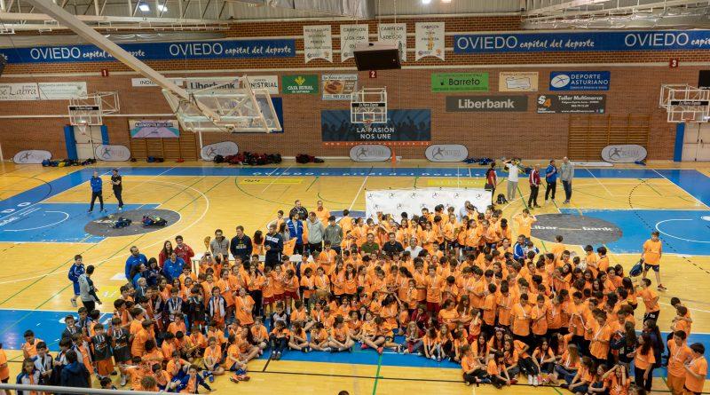 El CB Navia Campeón Alevín y el CD Marchica Subcampeón Benjamín Femenino y Alevín Masculino, en la III Copa Integra Energía organizada por el Oviedo Club Baloncesto