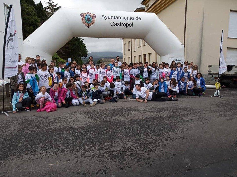 Dieron comienzo las actividades del Proyecto Escuela y Salud del Foro de Comunicación con una jornada dedicada a la Actividad Física como Fuente de Salud