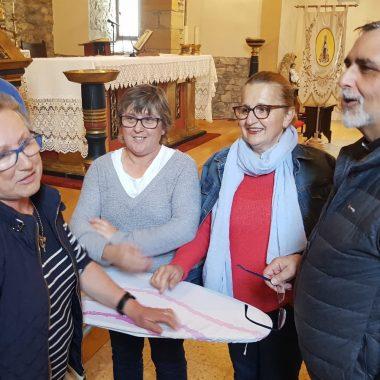 Concluyen las obras de rehabilitación y mejora de la iglesia de San Esteban de Barcia (Valdés)