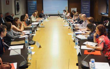 El FEDER ha financiado actuaciones como depuradora Navia-Coaña o el consultorio de Villayón