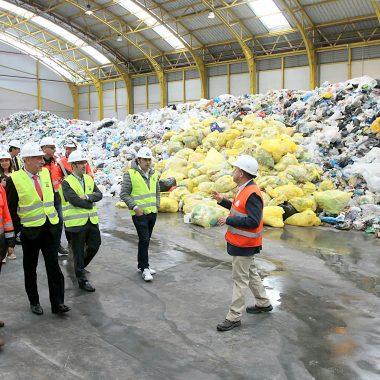 Cogersa amplía la planta de reciclaje de envases de Serín
