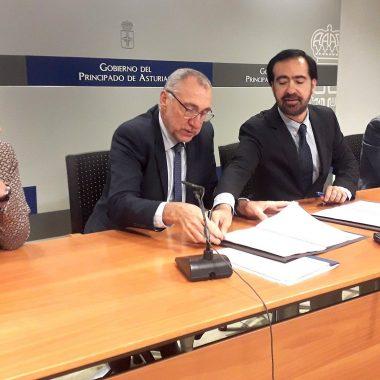 El Principado inicia la redacción de los planes de adaptación de los puertos asturianos al cambio climático