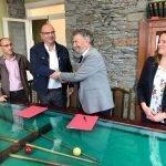 Suscrito formalmente el acuerdo PSOE-IU Navia para la legislatura 2019-2023