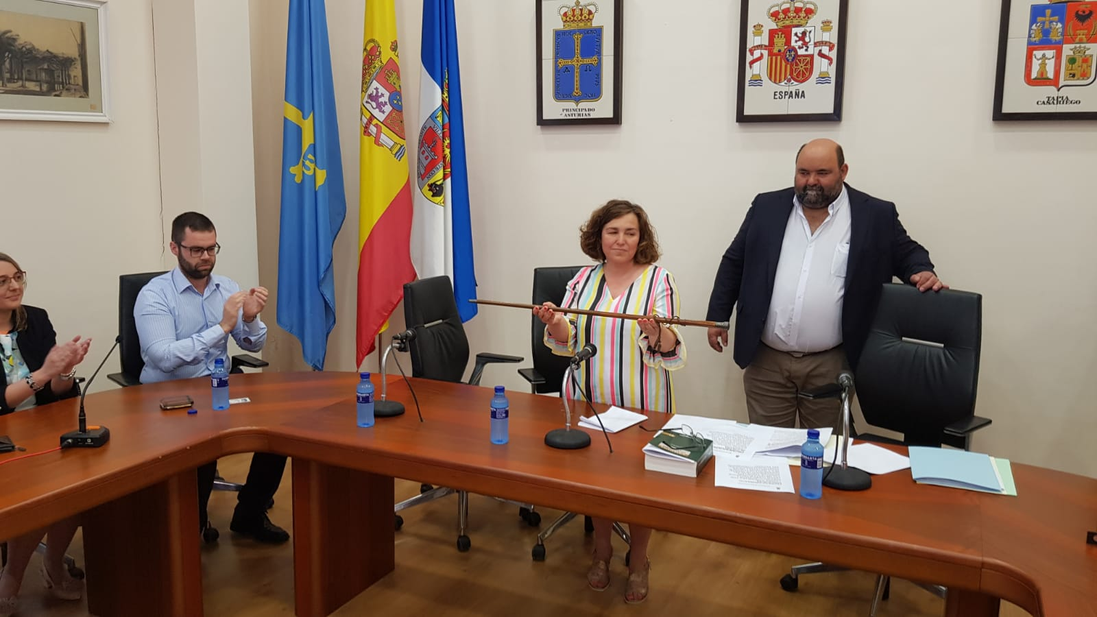 Marcelino Marcos (diputado PSOE) satisfecho con el acuerdo alcanzado en Tapia de Casariego