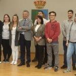 """Entrega de diplomas del Programa de Garantía Juvenil """"Joven Ocúpate"""" en Navia"""