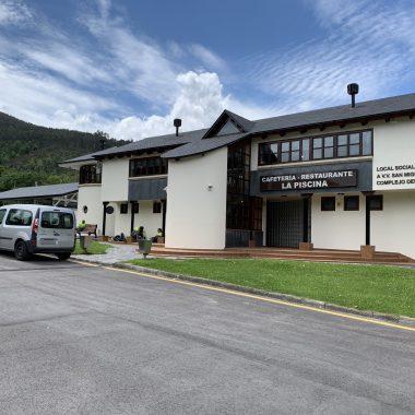 Asociación de Vecinos y Fundación San Miguel de Anleo inaugurarán local social