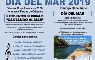Nueva edición del Día del Mar en Ortiguera (Coaña)