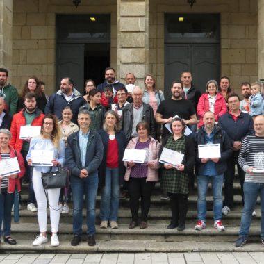 Se entregaron los premios del XV Ribadeo de Tapeo