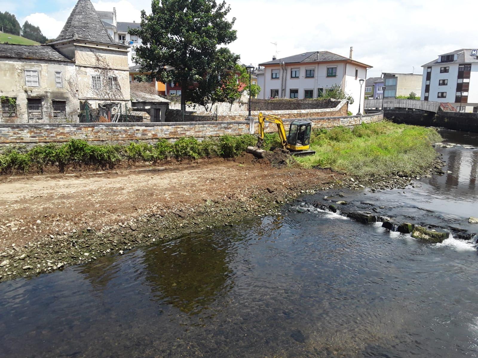 El acondicionamiento de las carreteras municipales, reto fundamental del equipo de gobierno de Vegadeo para 2020
